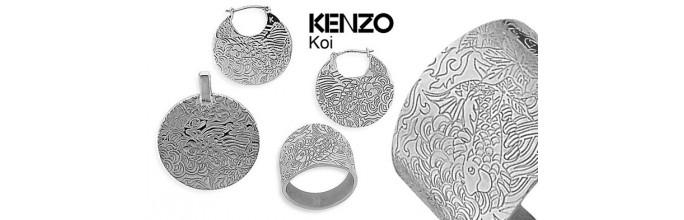 Bijoux Kenzo Koï or ligne La Teste
